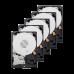 Pack de discos rígidos - 10 unidades - W