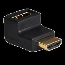 Adaptador HDMI - HDMI 1.3 - Cotovelo 90°