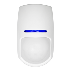 Detector PIR dupla tecnologia - Função a