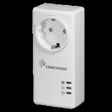 Adaptador Ethernet PLC com AP Wi-Fi - Tr