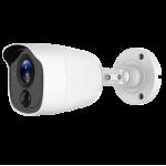 Câmara Bullet com PIR HDTVI 5.0 mpx - SF-B025-PIR-5PTVI
