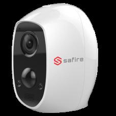 Cámara IP Safire Wifi a batería - Detect