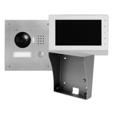 Kit de Videoporteiro - Tecnologia 2 fios