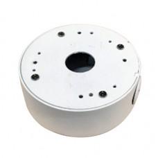 Base de conexiones para cámaras y domos